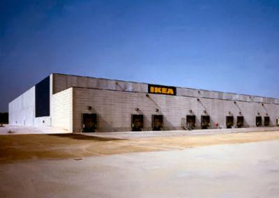 Ikea - deposito centrale