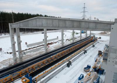 Stabilimento di Prefabbricati - Mosca (Russia)