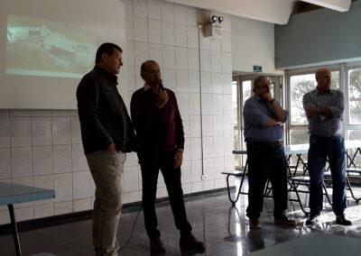 visita técnica na PREFAB