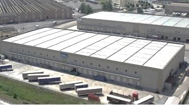 Aluminium Extrusion factory - Saudi Arabia