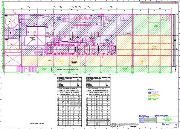 Standardization in precast concrete drawings